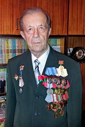 Волнистый Евгений Гаврилович