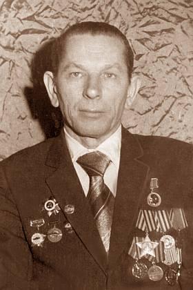 Горцуев Алексей Трофимович