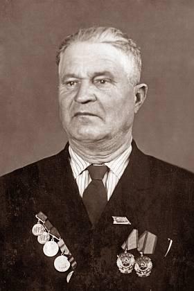 Коцюба Захар Тимофеевич