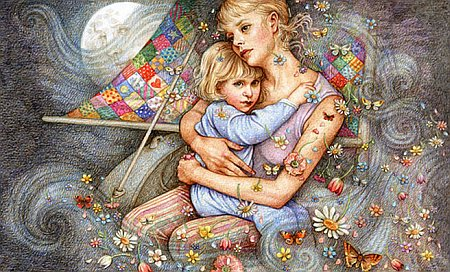 Мать и дети